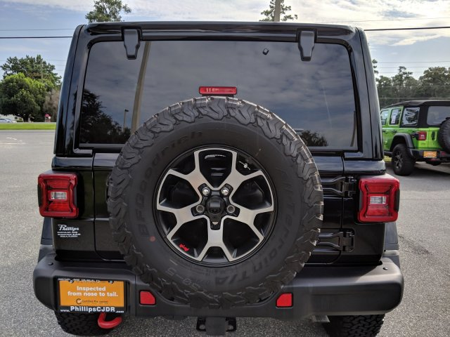 Pre-Owned 2018 Jeep Wrangler Unlimited Rubicon
