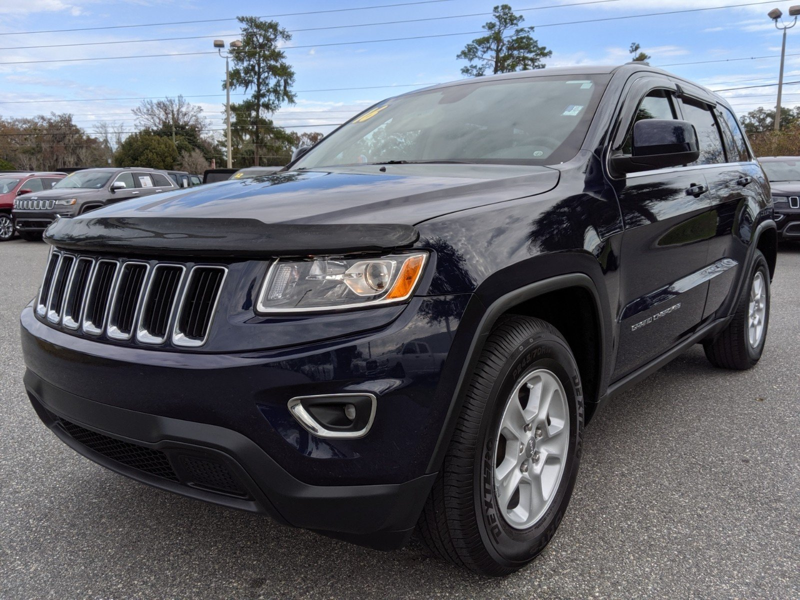 Certified Pre-Owned 2016 Jeep Grand Cherokee Laredo