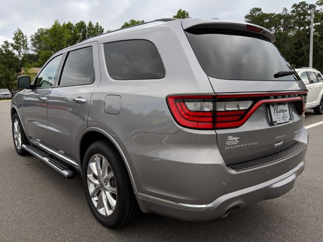 New 2019 DODGE Durango Citadel