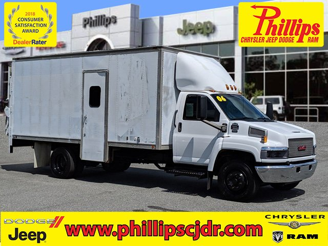 Pre-Owned 2006 GMC C5500