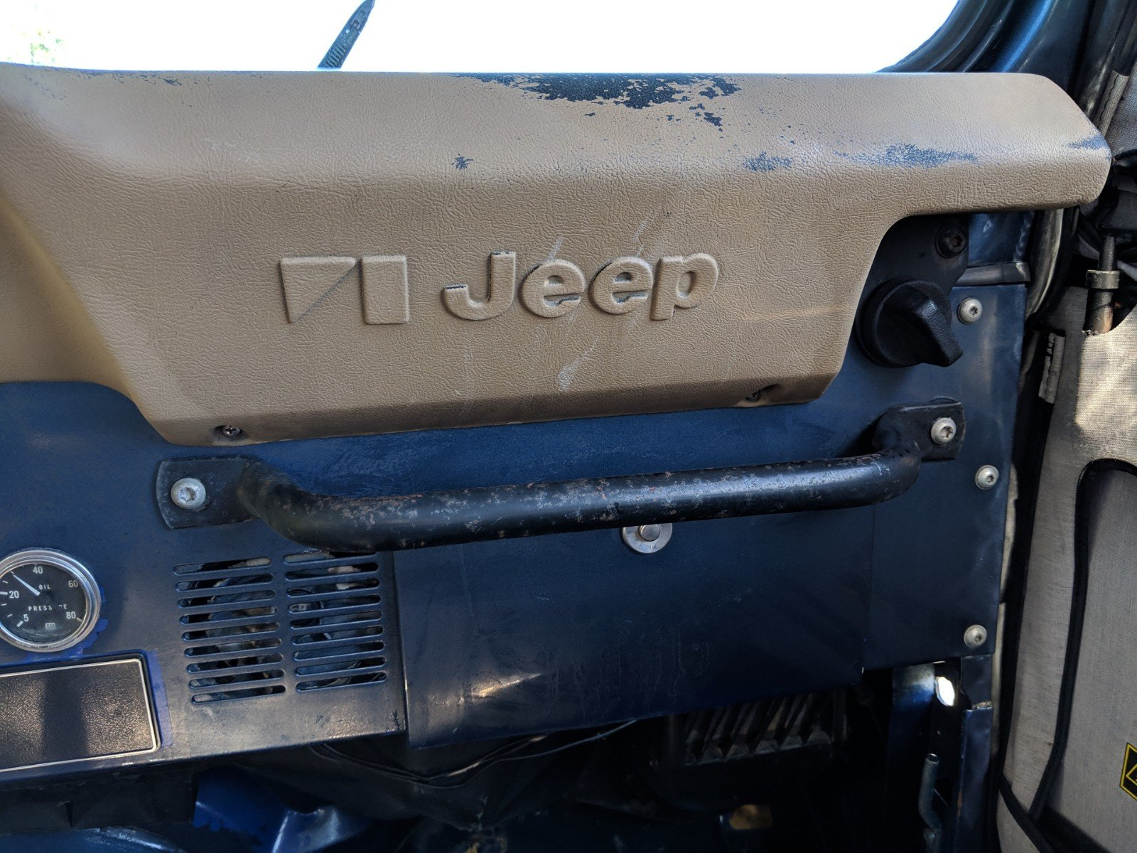 Pre-Owned 1984 Jeep CJ-7