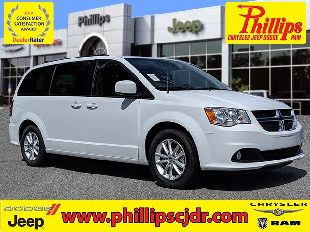 Certified Pre Owned 2018 Dodge Grand Caravan Sxt