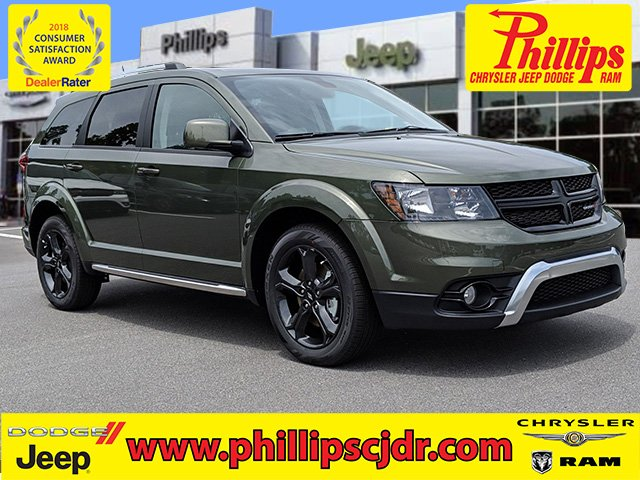 New 2019 DODGE Journey Crossroad