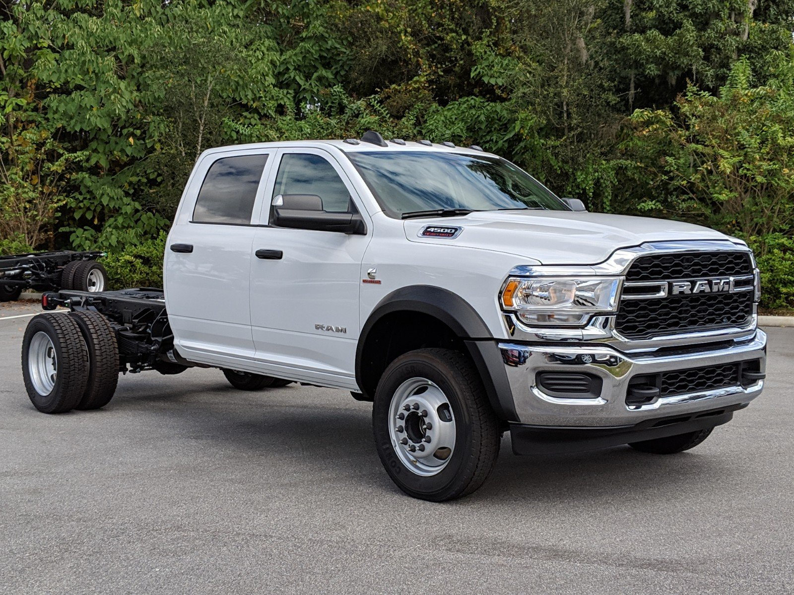 Ram 4500 For Sale >> New 2019 Ram 4500 Tradesman Chassis Crew Cab 4x4 173 4 Wb