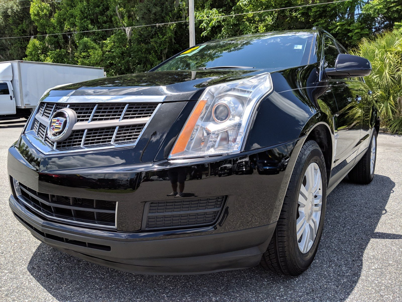 Pre-Owned 2012 Cadillac SRX Base