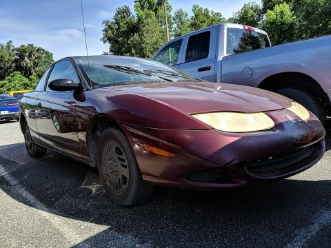 Pre-Owned 2002 Saturn SC1 Base